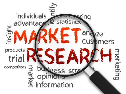 Conduct initial market research